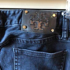 Tory Burch legging jeans sz24
